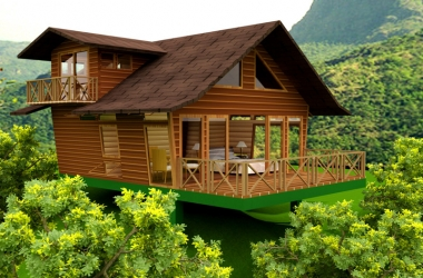 Tree House Villa at Vishranti